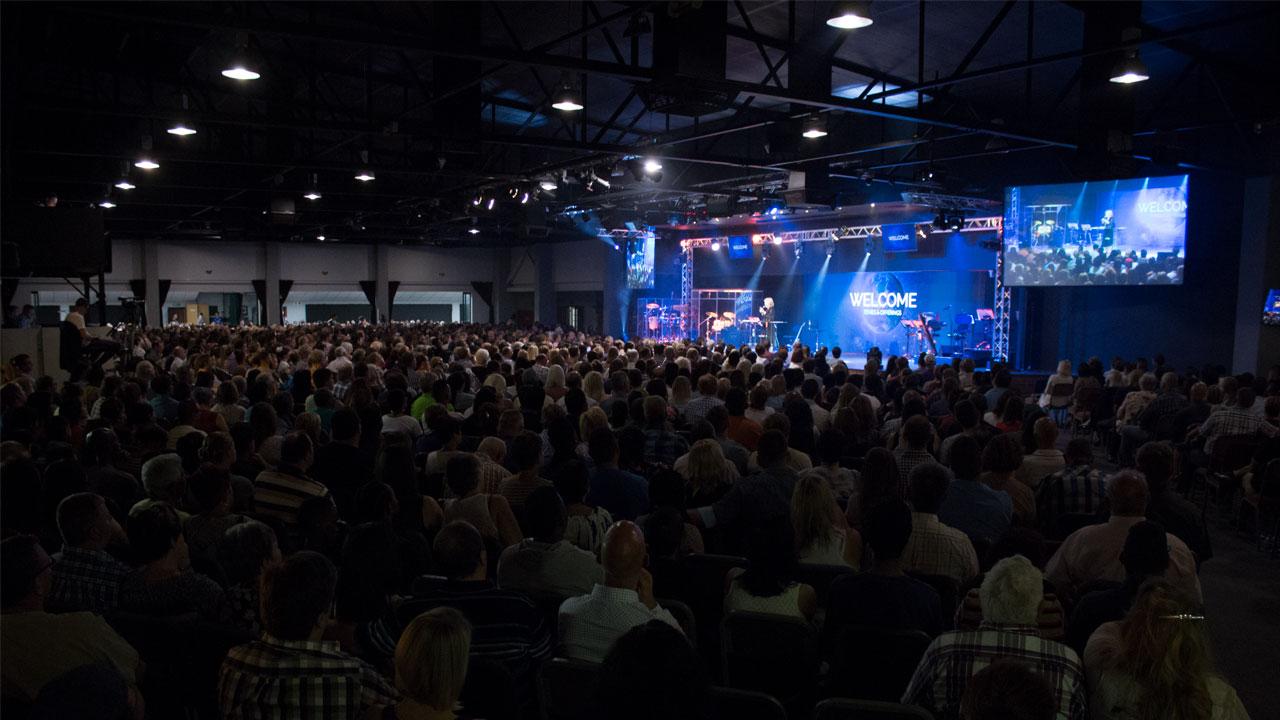 Sunday Evening Service | Little Falls Christian Centre